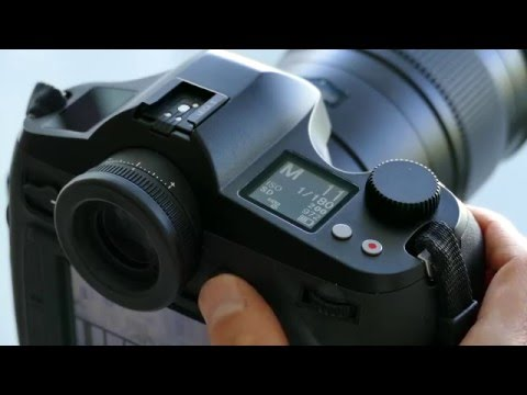 Live View and Playback Operation on the Leica S (Typ 007)