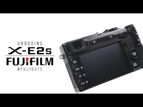 Fuji Guys - FUJIFILM X-E2S - Unboxing & Getting Started