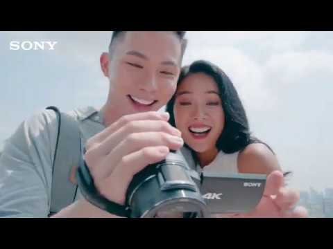 Sony's AX43 Handycam | Your moments captured
