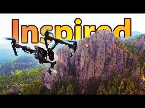 Inspired (Awesome 4k footage from DJI Inspire1 in Austrian Mountains)