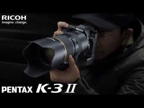 Introducing the PENTAX K-3 II with ASTRO TRACER | Ricoh Imaging