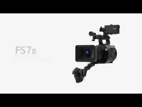 FS7 II Introduction Video | XDCAM | Sony