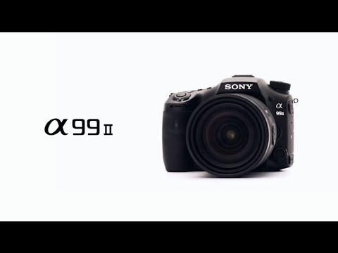 Product Feature | Alpha 99 II | Sony | α