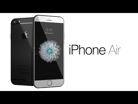 iPhone Air Tv Ad 2017