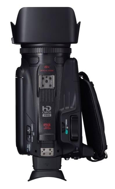 Canon Xa20 tests
