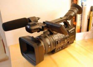 HXR-NX5U Camcorder
