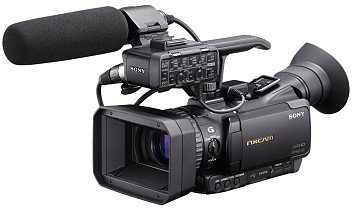 Sony NXCAM nx5u Test Review and Price