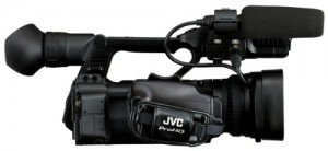 JVC HM600U Review