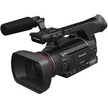 Best Pro Camcorder HPX250