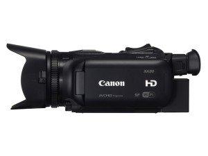 Canon Xa 20 Review