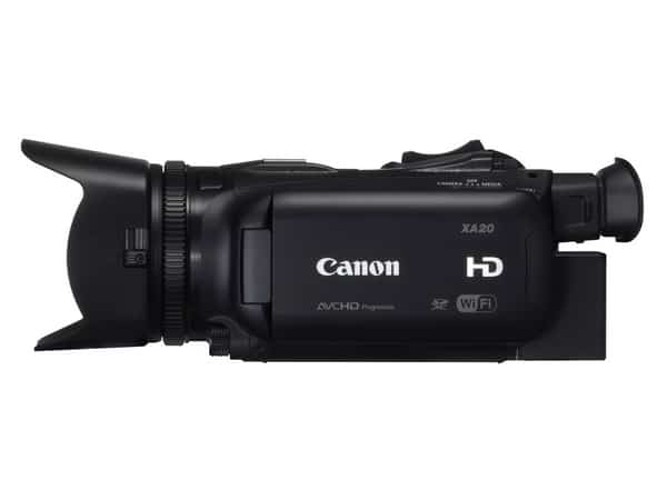 Ep's Canon XA20 Review – Run and Gun