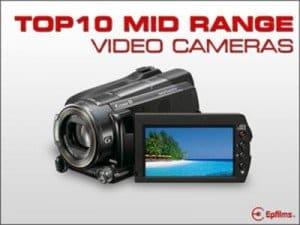 top ten mid range camcroder reviews