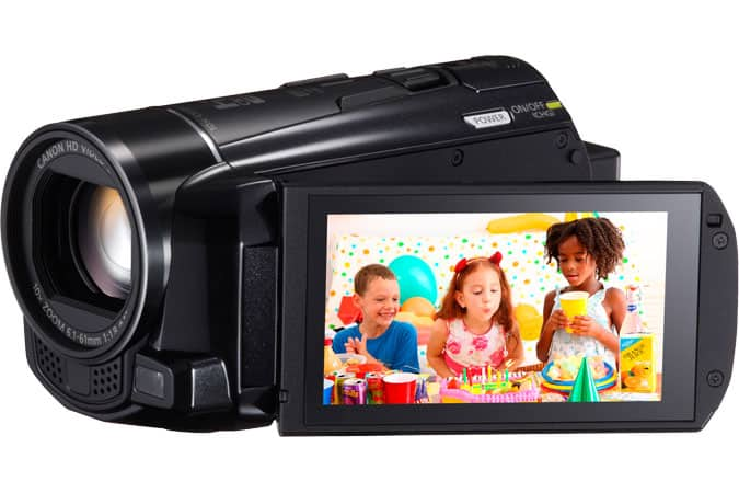 popular semi pro camcorder M52 Reviews