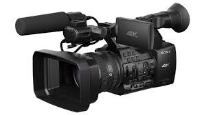 Sony 4K FDRAX1 Camcorder – Pro Affordability