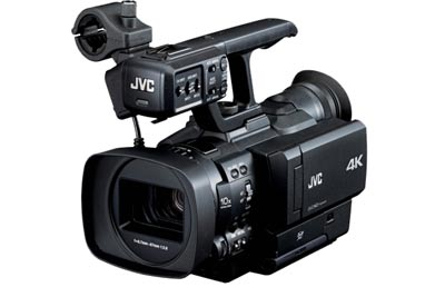 JVC GY-HMQ10U 4K Camcorder Review