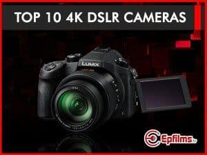 4K Dlsr Camera digital