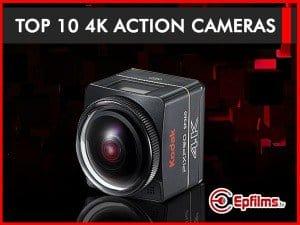 top 10 4K Action Cameras