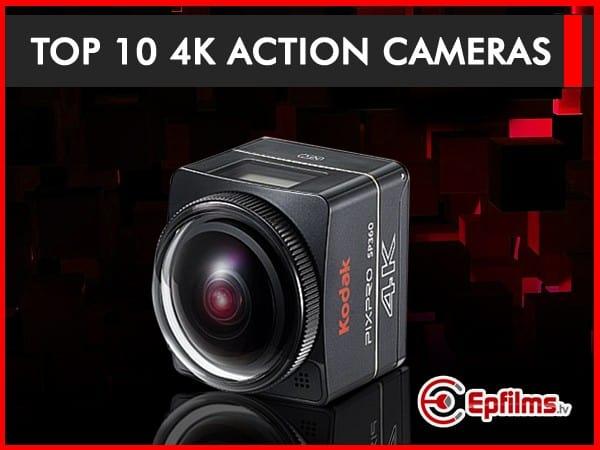 top 10 4k best action sports cameras. Black Bedroom Furniture Sets. Home Design Ideas