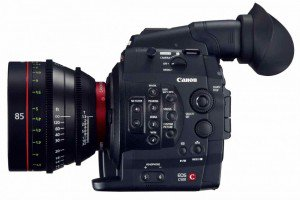 c100 camcorder review
