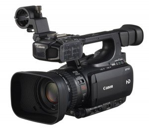 this is the canon xf100 pro hd camcorder review