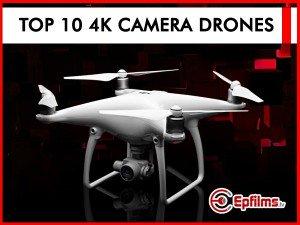 Top10 4K Drones