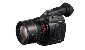 Canon EOS C100 4k Review