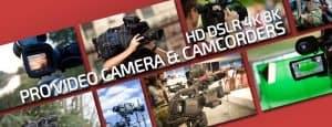 Epfilms - Professional Video Cameras