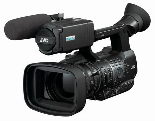 JVC Video Cameras