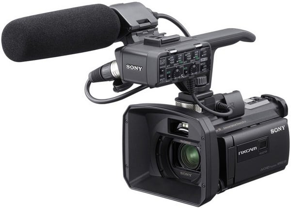 NX30J Video Camcorder