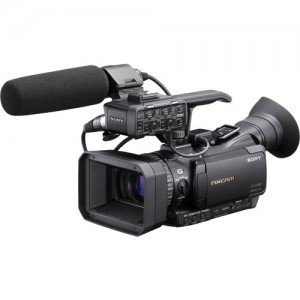 Sony NXcam NX70U Review