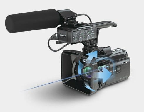 Sony HRNX 30U Review