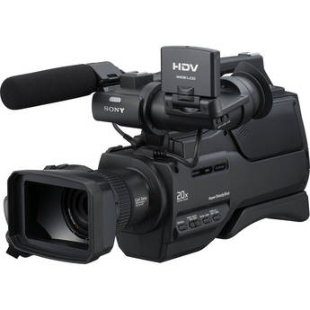 HVR-HD1000U Review and test