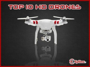 Best HD Quadcopters for fgilming