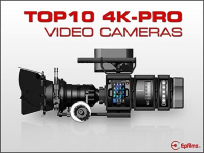 Top 10 4K Pro Hd Video Cameras