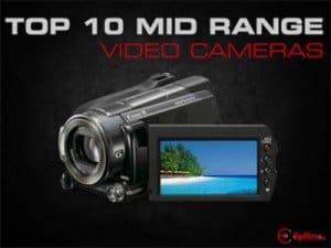 Top 10 Mind Range camcorders