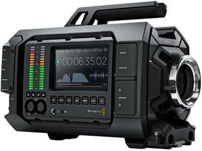 Blackmagic Ursa Review