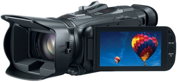 Hf30 Semi pro video camera review