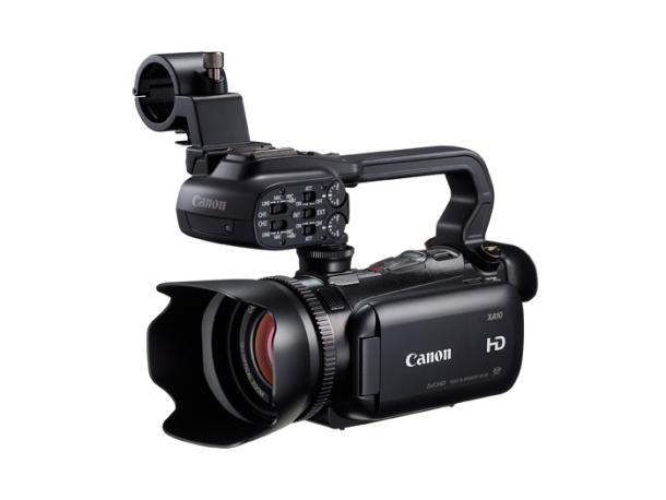 Video camera camcorder review