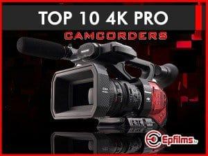 4k Cameras for Pros