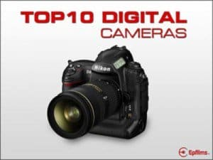 top 10 Professional digital cameras
