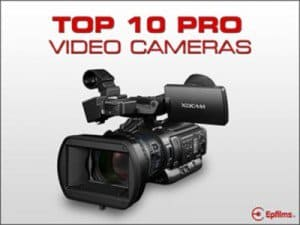 Top ten professional video camera reviews
