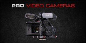 the top ten pro camcorders