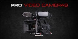 Professional Video Camera Revirews and Best Price
