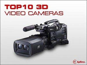 top 10 3d Camcorders