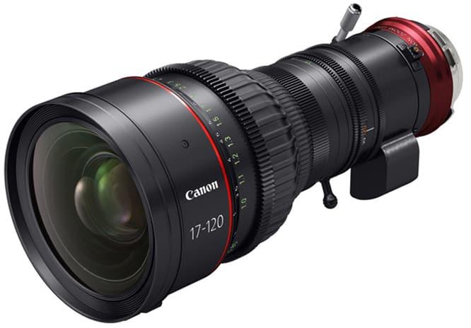 Canon-Cine-Servo-Lens