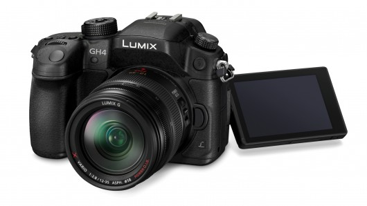 Panasonic 4k gh4 Review