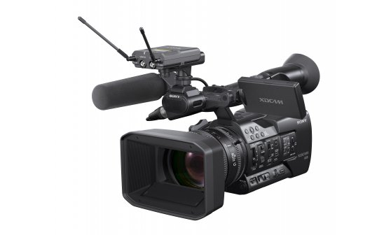sony launches new pxw x180 professional camcorder. Black Bedroom Furniture Sets. Home Design Ideas
