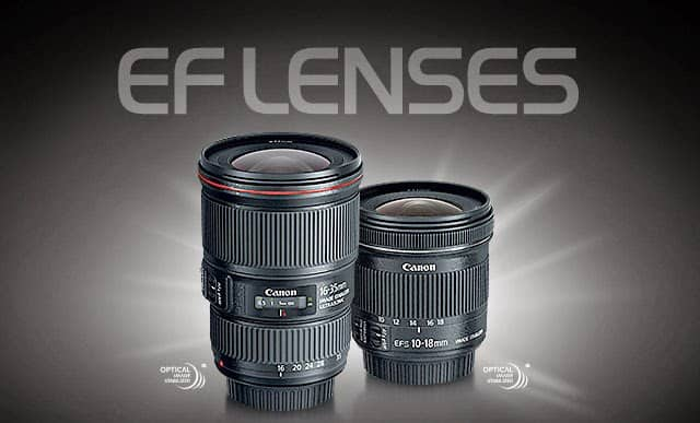 canon releases new lenses