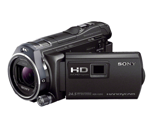 Sony PJ810 Test and Review