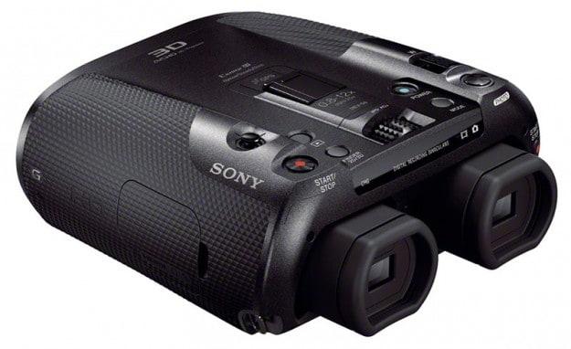 camcorder binoculars 3d